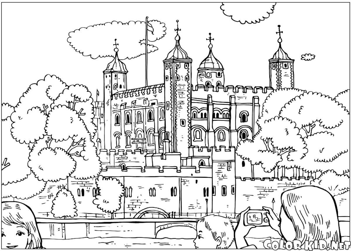ロンドン塔
