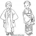 日本の子どもたち